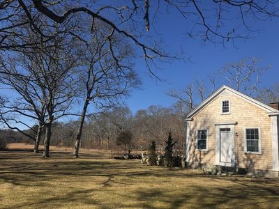 Photo for NEW LISTING: Charming historic Martha's Vineyard home in Chilmark