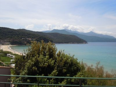 Photo for Refurbished appartement for 4 people. Sea views and private access to spaiggia Biodola