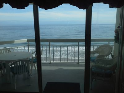 Looking out to ocean from Living Room