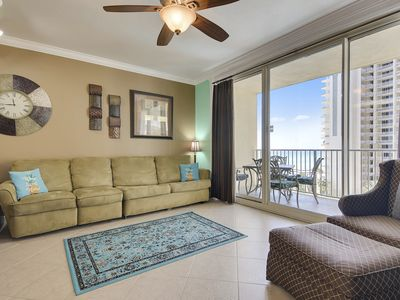 Photo for Clean, Large condo at the Shores of Panama w/ RESERVED parking on 3rd floor!