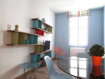 Photo for 3 bedroom house with terrace in the city center