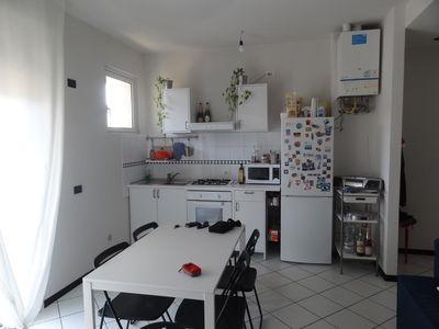 Photo for Panoramic and quiet apartment ideal for families