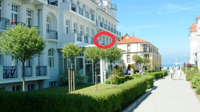 Photo for 50m to the beach: Holiday dream in Kühlungsborn with sea views