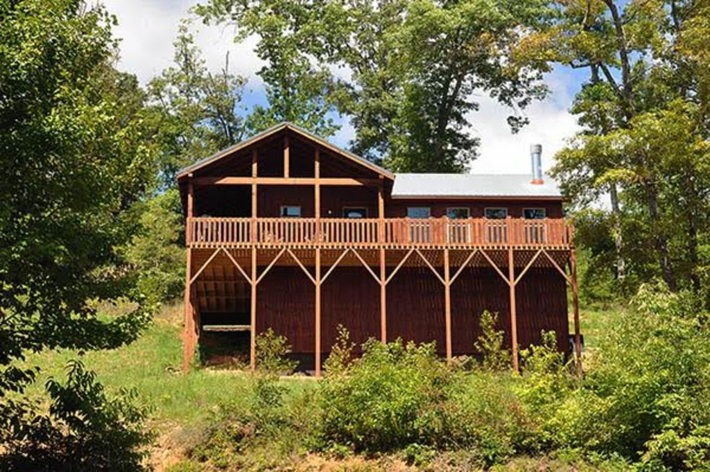 River Access With Is Brand New Rustic Cabin Wifi Sleeps