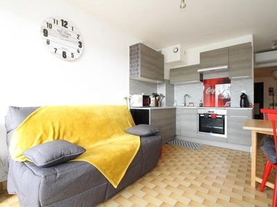 Photo for 1BR Apartment Vacation Rental in Balaruc-les-Bains