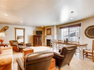 Photo for Large Ski-In/Ski-Out condo at the Base of Park City Mountain