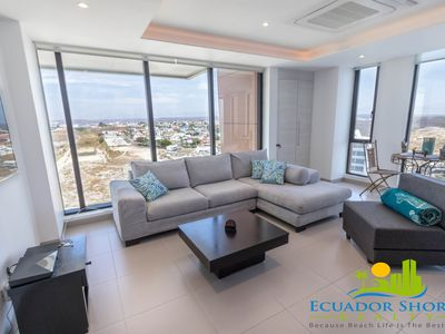 Photo for NEW LISTING: ☼ Ocean Breezes and Views 14th Floor All Rooms Poseidon Condo ☼