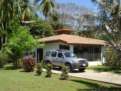 Photo for Gorgeous 2 bedroom cottage with ocean view in Costa Rica