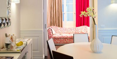 Photo for Florence center apartment, furnished terrace, family friendly