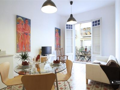 Photo for Friendly Rentals The La Palma apartment in Sitges