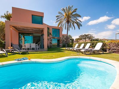 Photo for Vacation home Lagos 5 in Maspalomas - 6 persons, 3 bedrooms