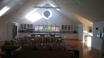 Photo for NYC-style Loft In Heart Of The North Fork Wine & Beach Country; groups welcome!