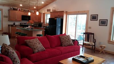 Photo for Adirondack Dream Apartment For Rent Near Lake George