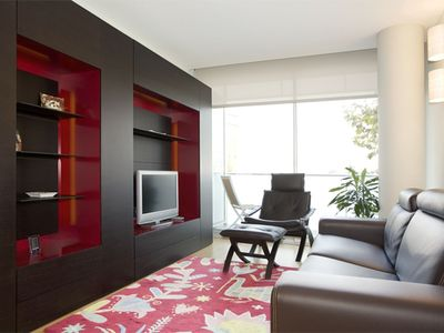 Photo for Angeles Terraza apartment in Poblenou with integrated air conditioning (hot / cold), private parkin…