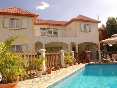 Photo for The charming villa located in Reunion Island with private pool