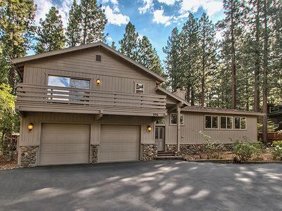 Photo for McCourry Lodge, Incline Village: 4  BR, 2.5  BA House in Incline Village, Sleeps 10