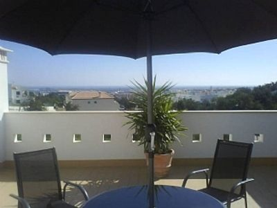 Photo for Spacious Townhouse with Private Terraces, Sea Views and Games Room