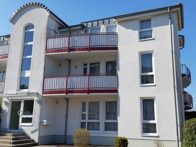 Photo for Apartment Ostseeperle 14 / QUAP - Apartment Ostseeperle 14-1 bedrooms up to max. 4 pers. and 1 baby