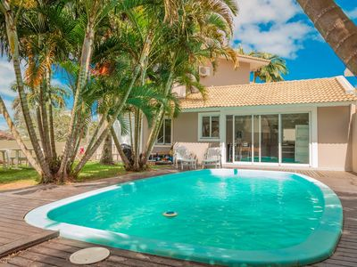 Photo for Excellent house, newly renovated, with swimming pool in Jurerê Internacional