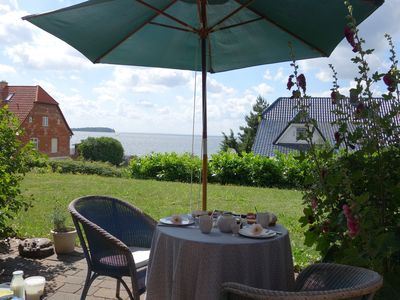 Photo for Apartment overlooking the island of Vilm