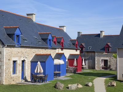 Photo for Maisonette 2/4 pers in Cancale country Oysters Bay of Mont St Michel