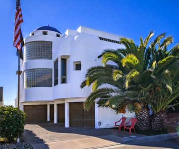 Photo for 2,800 SF VILLA ON THE OCEANFRONT WITH YOUR OWN PRIVATE BEACH W. FIRE PIT/GAS BBQ