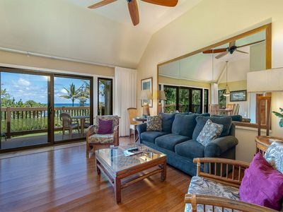 Photo for Kauai Paradise w/Kitchen, Ceiling Fans, Lanai, WiFi, Flat Screen+DVD–Kaha Lani 229
