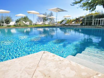 Photo for One bedroom Villa, sleeps 4 in Monterado with Pool, Air Con and WiFi