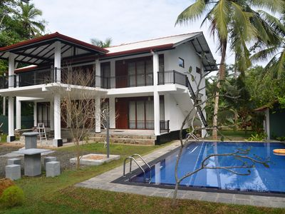 Photo for 5BR Villa Vacation Rental in Hikkaduwa, Southern Province