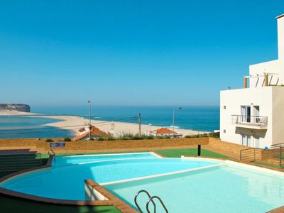 Photo for Apartment Panoramico (FDA115) in Foz do Arelho - 6 persons, 3 bedrooms