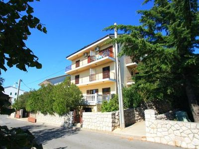 Photo for Holiday apartment Novi Vinodolski for 2 - 3 persons with 1 bedroom - Holiday apartment