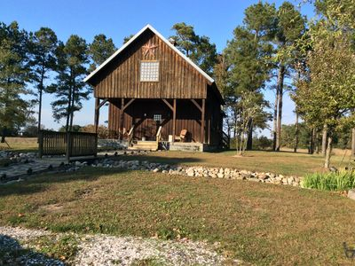 Photo for Cabin at Holdens Creek on Eastern Shore of VA
