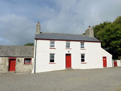 Photo for Pet Friendly Traditional Pembrokeshire Farmhouse, close to Solva and coast.