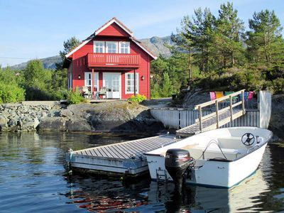 Photo for Vacation home Flokenes  in Kvammen, Western Norway - 6 persons, 3 bedrooms