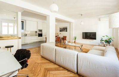 Photo for Apartment in the center of Madrid with Internet, Air conditioning, Lift (922717)