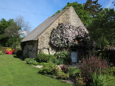 Photo for Thatched Cottage of Kerreau Elisa