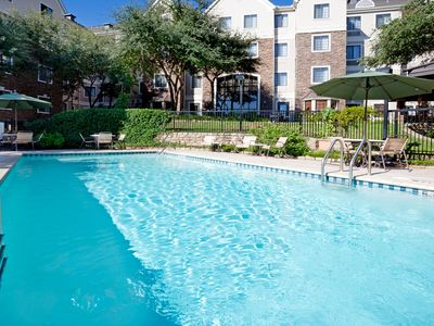 Photo for Free Breakfast + Easy Access to Downtown | Outdoor Pool + 24-Hour Fitness Center