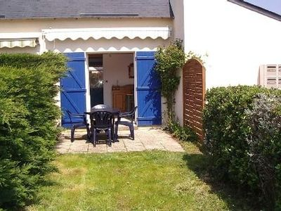Photo for Morbihan house with garden in the small port of character
