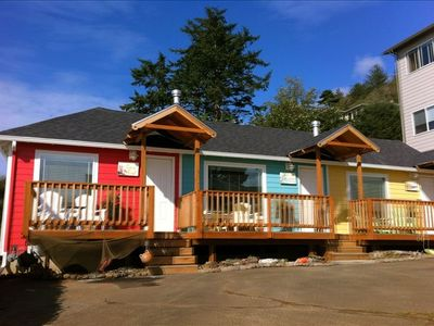 Photo for 1BR Cottage Vacation Rental in Depoe Bay, Oregon