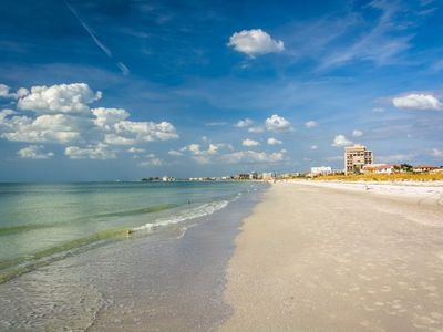 Photo for 1BR Apartment Vacation Rental in St. Pete Beach, Florida