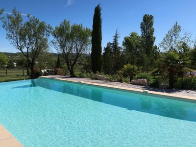 Photo for Vacation home Chante L'Oiseau - Grand Mas (SNC103) in Sigonce - 8 persons, 4 bedrooms