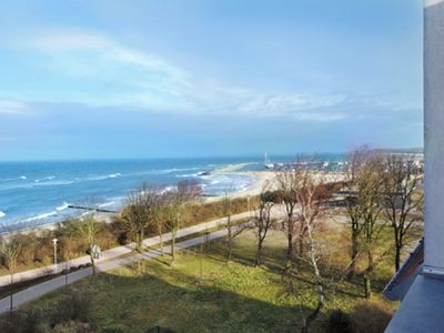 """Photo for (408) 3 room apartment - direct lake view - Apartment house """"Atlantic"""""""