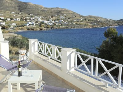 Photo for VILLA PETROS SYROS CYKLADES GREECE
