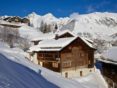 Photo for Apartment Alpenlodge Tgèsa Surrein Fraefel in Sedrun - 6 persons, 3 bedrooms