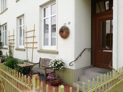 Photo for Charming old style apartment in the seafaring town of Elsfleth