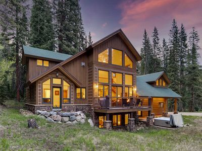 Photo for Breckenridge House w/ Deck & Hot Tub on 1 Acre!