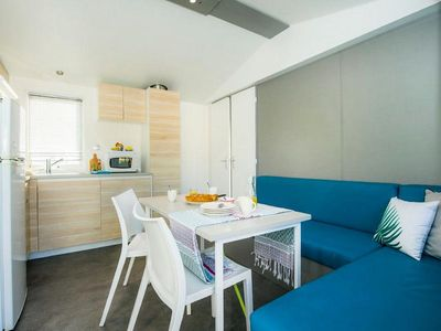 Photo for Camping Zagarella **** - Mobil Home Classic Plus 3 Rooms 6 People