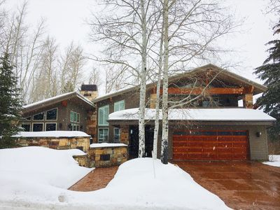 Photo for Beautiful Home: Just Minutes From All Three Park City Resorts & Local Amenities