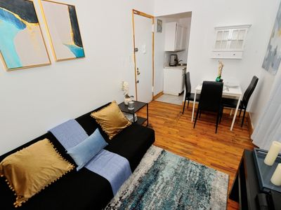 Monthly Vibrant 1 Bedroom Apartment