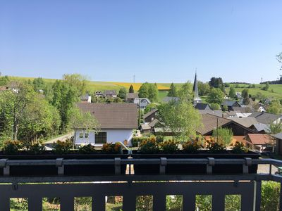 Photo for Apartment Steinbachblick - haven of peace on the Rennsteig